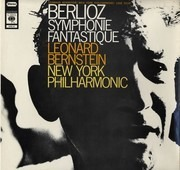 LP - Hector Berlioz /Leonard Bernstein , The New York Philharmonic Orchestra - Symphonie Fantastique op. 14 - promo copy