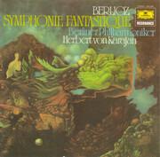 LP - Hector Berlioz · Berliner Philharmoniker · Herbert von Karajan - Symphonie Fantastique