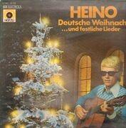 LP - Heino - Deutsche Weihnacht ...Und Festliche Lieder - Gimmick Cover