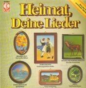 LP - Heino, Tony Marshall, Ronny - Heimat, deine Lieder