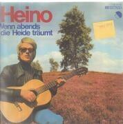 LP - Heino - Wenn Abends Die Heide Träumt