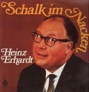 LP - Heinz Erhardt - Schalk im Nacken