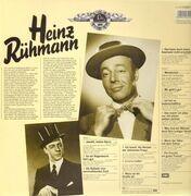 LP - Heinz Rühmann - Der goldene Trichter, Historische Aufnahmen
