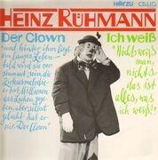 12'' - Heinz Rühmann - Der Clown