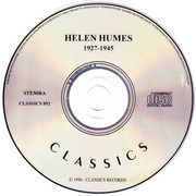 CD - Helen Humes - 1927-1945