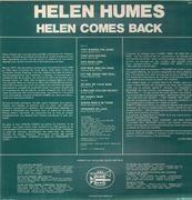 LP - Helen Humes - Helen Comes Back