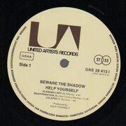 LP - Help Yourself - Beware The Shadow