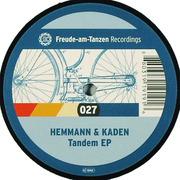 12'' - Hemmann & Kaden - Tandem EP