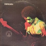 LP - Jimi Hendrix - Band Of Gypsys - Red Capitol