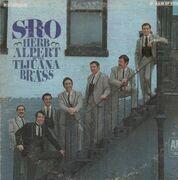 LP - Herb Alpert & The Tijuana Brass - S.R.O.