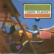 LP - Herb Alpert & The Tijuana Brass - !!Going Places!!