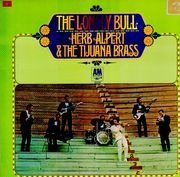 LP - Herb Alpert & The Tijuana Brass - The Lonely Bull