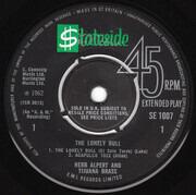 7inch Vinyl Single - Herb Alpert & The Tijuana Brass - The Lonely Bull