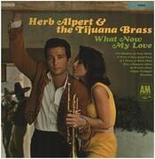 LP - Herb Alpert & the Tijuana Brass - What Now My Love