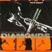 7'' - Herb Alpert - Diamonds