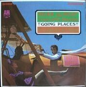 LP - Herb Alpert And The Tijuana Brass, Herb Alpert & The Tijuana Brass - !!Going Places!!