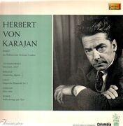 LP - Herbert von Karajan Dirigiert Das Philharmonia Orchestra - Herbert Von Karajan Dirigiert Das Philharmonia Orchester London
