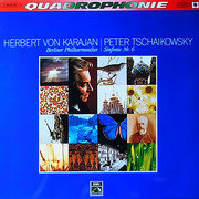 LP - Tchaikovsky - Sinfonie Nr. 6 (Karajan)