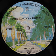 LP - Herbie Hancock - Crossings