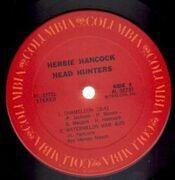LP - Herbie Hancock - Head Hunters - pitman pressing w/ '0'