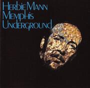 CD - Herbie Mann - Memphis Underground