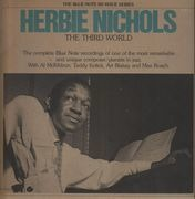 Double LP - Herbie Nichols - The Third World - Gatefold