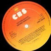 LP - Herbie Hancock - Future Shock - SUNBURST CBS