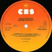 LP - Herbie Hancock - Head Hunters
