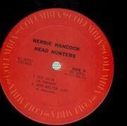 LP - Herbie Hancock - Head Hunters - Original KC 32731