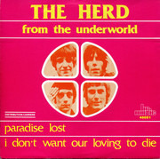 7inch Vinyl Single - Herd - From The Underworld