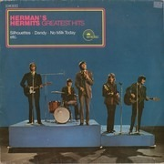 LP - Herman's Hermits - Greatest Hits
