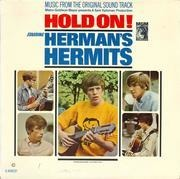 LP - Herman's Hermits - Hold On!