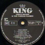 LP - James Brown, His Famous Flames - Cold Sweat