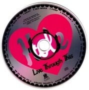 CD - Hole - Live Through This