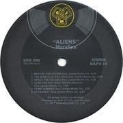 LP - Horslips - Aliens
