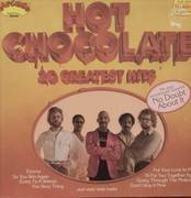 LP - Hot Chocolate - 20 Greatest Hits