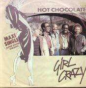12'' - Hot Chocolate - Girl Crazy