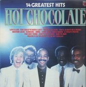 LP - Hot Chocolate - 14 Greatest Hits