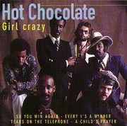 CD - Hot Chocolate - Girl Crazy