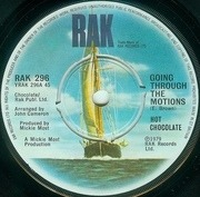 7'' - Hot Chocolate - Going Through The Motions