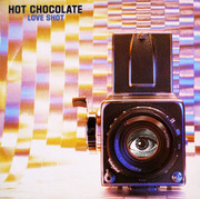 LP - Hot Chocolate - Love Shot