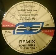 12'' - House Pimps - Zulu Rhythms E.P. (The Remixes)