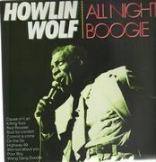 LP - Howlin' Wolf - All Night Boogie