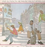 LP - Howlin' Wolf - The London Howlin' Wolf Sessions