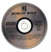 CD - Howlin' Wolf - The London Sessions With Eric Clapton, Steve Winwood, Bill Wyman & Charlie Watts