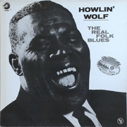 LP - Howlin' Wolf - The Real Folk Blues