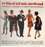 LP - Hubert von Meyerinck - O frivol ist mir am Abend