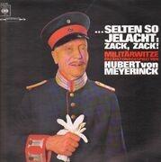 LP - Hubert von Meyerinck - Selten so gelacht: Zack Zack!