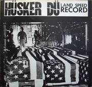 LP - Hüsker Dü - Land Speed Record