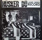 LP - Hüsker Dü - Land Speed Record